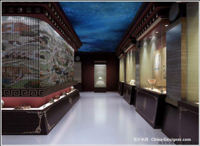 13场景再现多媒体厅视角3-阿森的设计师家园-现代藏式图片