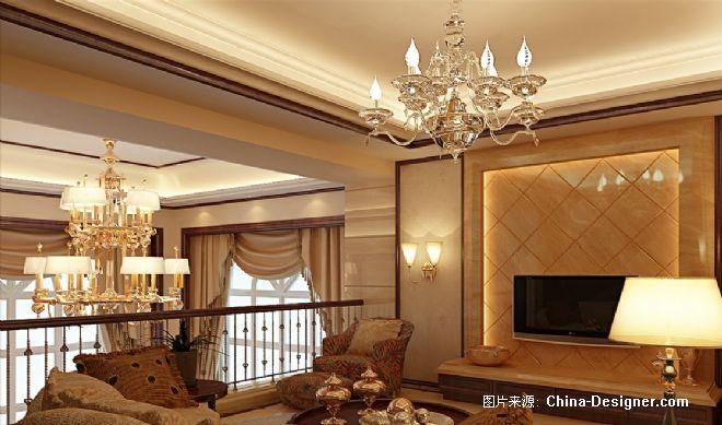 别墅7-尧康的设计师家园-复式