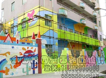 东莞市永图承接幼儿园校园室内外墙壁画设计 东莞市永图承接幼儿