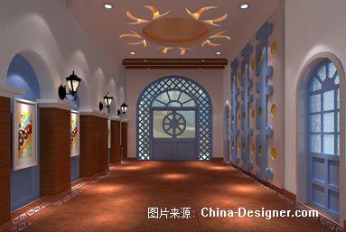 郑州幼儿园装修设计-院聪利的设计师家园-田园,欧式图片