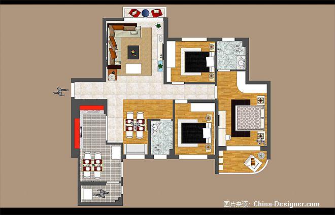 设计师家园-胡诚室内设计工作室