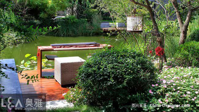 北京泰禾运河岸上的院子--实景10-奥雅设计集团的设计师家园-新古典图片