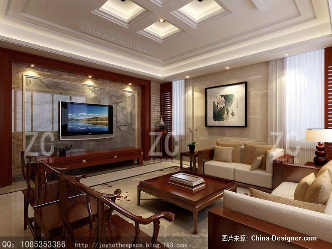 24-卓彩效果图设计—效果图 室内效果图 建筑效果图的设计师家园-家装