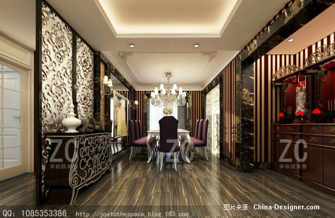 餐厅,别墅,中式,欧式