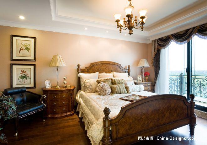 奇松装饰设计欧式别墅装修设计美式风格别墅奇松装饰设计地中海风格