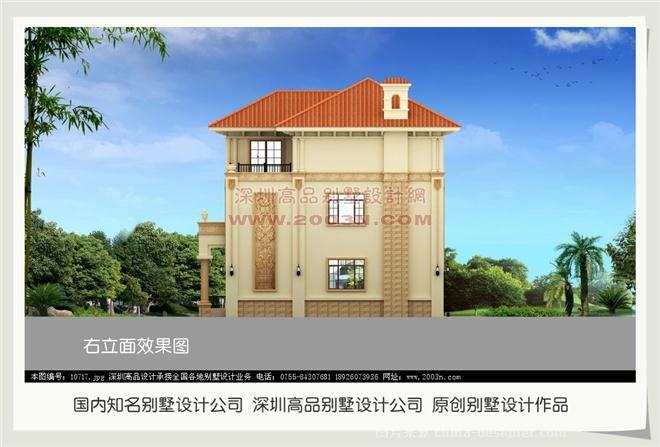 别墅设计图纸-yy的设计师家园-85