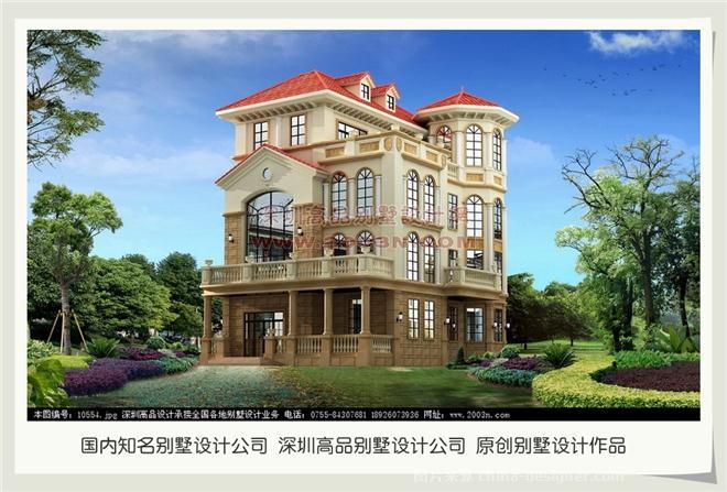 别墅设计图纸免费下载-yy的设计师家园-462923