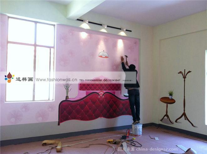 清水房样板房设计手绘-东莞这样画的设计师家园-768