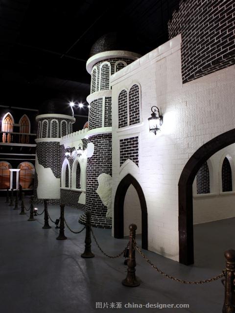 巧克力王国—巧克力城堡-上海禾施建筑设计工程有限公司的设计师家园