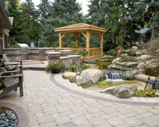 庭院景观设计美式别墅庭院 风尚设计  标签:       2013-3-31 11:40