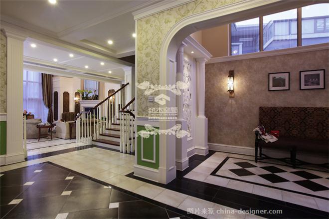 昆山蝶湖湾-上海筑木空间设计装饰有限公司的设计师