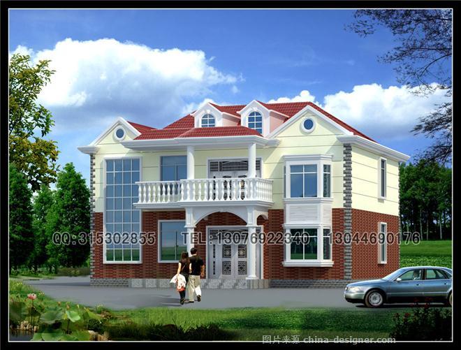 新农村别墅设计-余祖银的设计师家园-475645