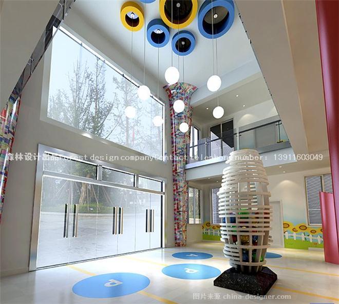 《幼儿园装修!》-设计师:北京最专业最好的设计装修店