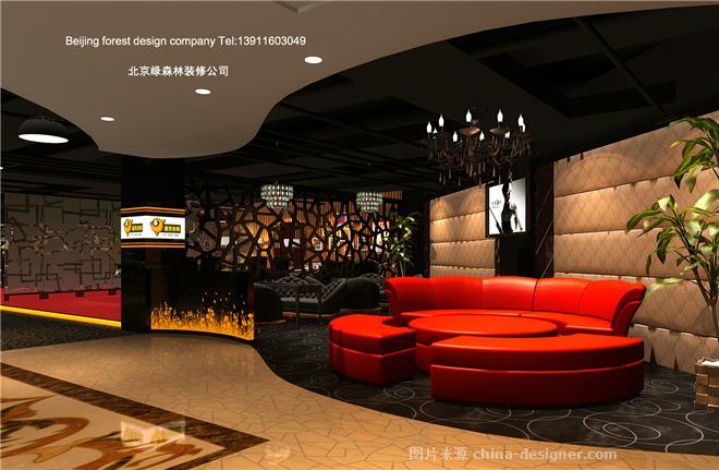 馆饭店快餐店西餐厅宠物店幼儿园牙科诊所设计装修的设计师家园-室内