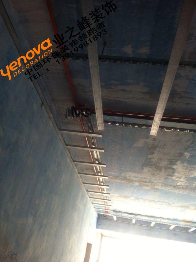 在施工工地--水电路 13919981893 赵琴-兰州业之峰诺华装饰股份有限