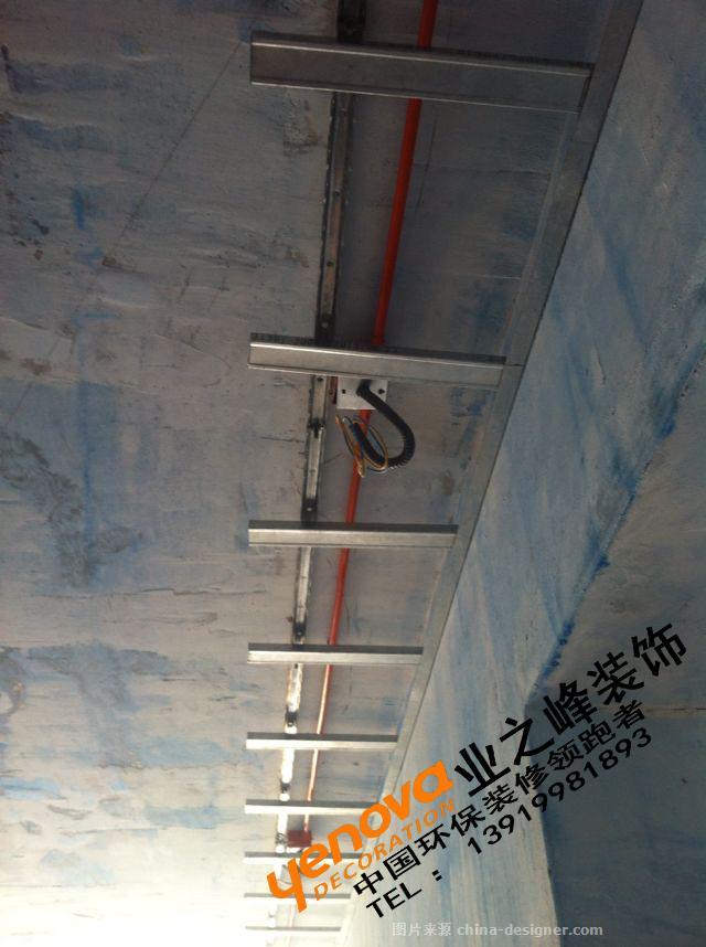 《在施工工地--水电路》-设计师:兰州业之峰诺华装饰