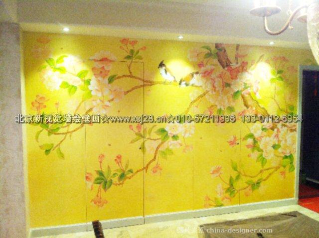 家居墙绘图片展示