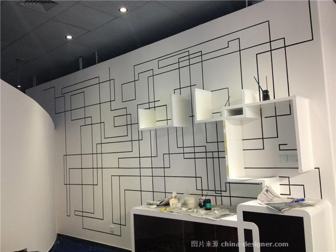 计师:北京手绘墙体
